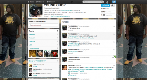 Young Chop Hates I Dont Like Remix