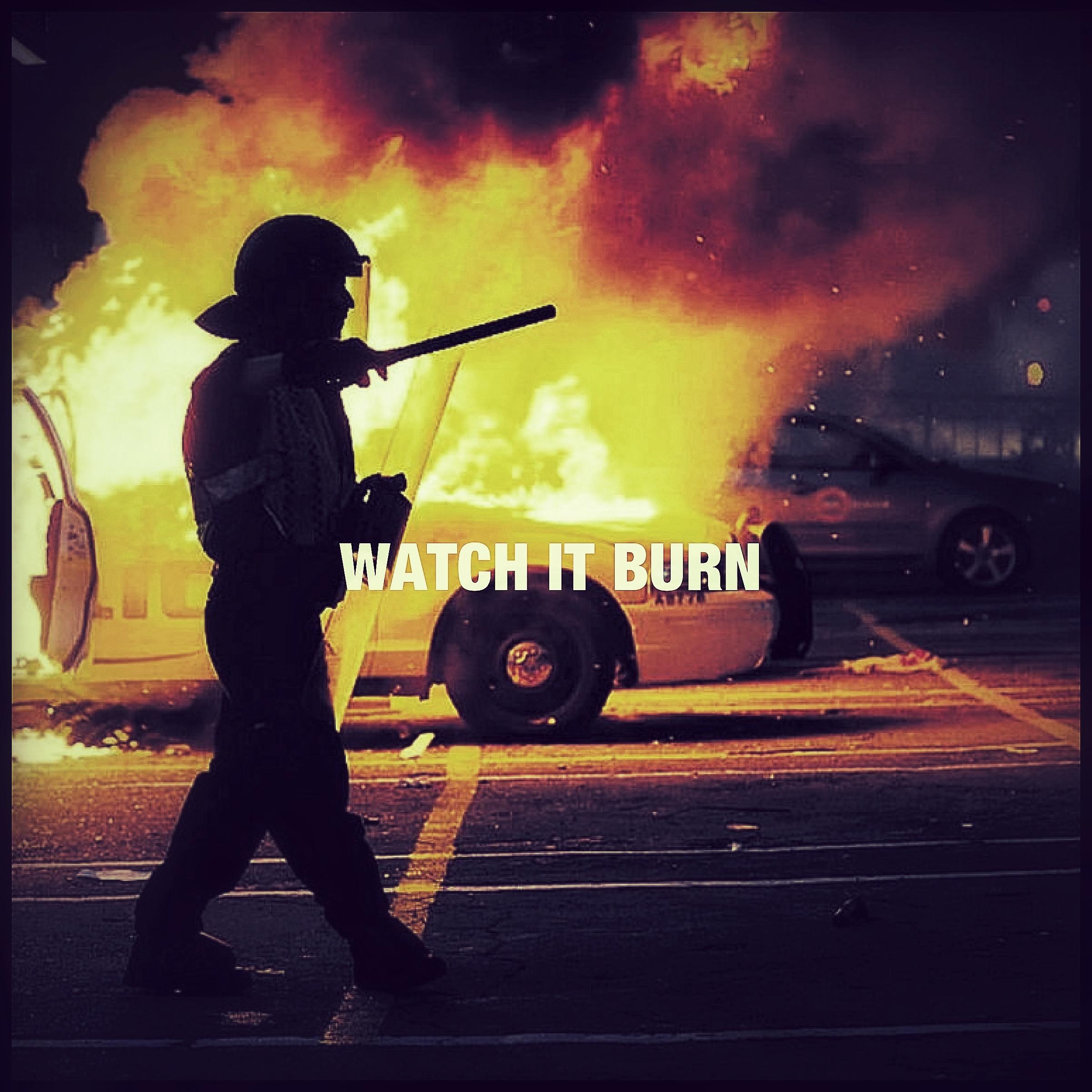 watch it burn feat illmaculate onlyone by green team elevator