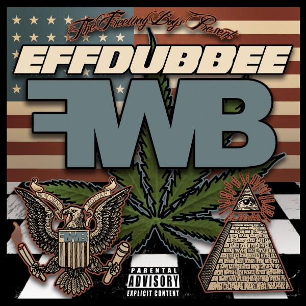 freeway boys EffDubBee Front cover