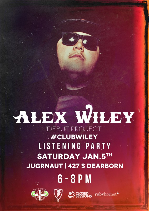 Alex Wiley Club Wiley flyer