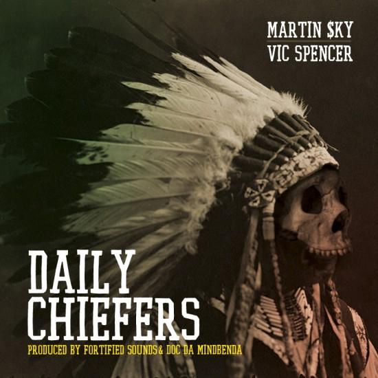 Martin Sky & Viv Spencer daily chiefers